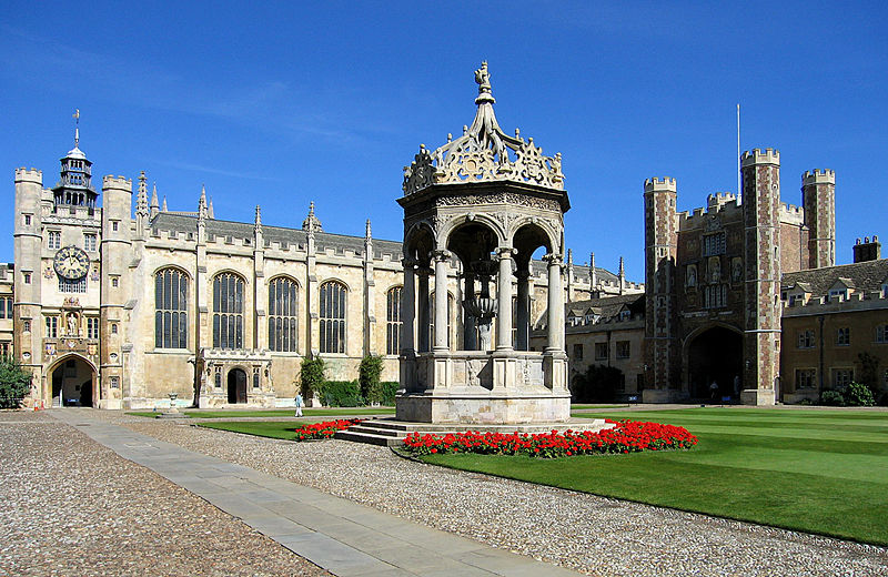 The Great Court of Trinity Hall